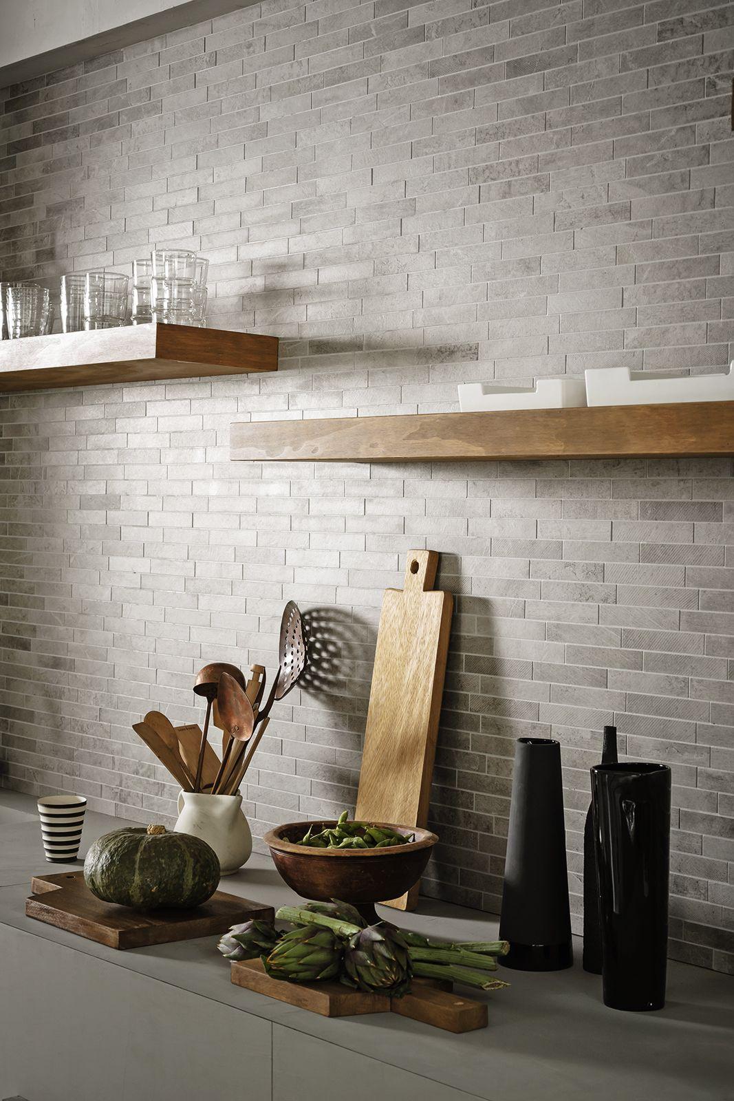 Piastrelle Cucina: idee in ceramica e gres | Marazzi | Design ...