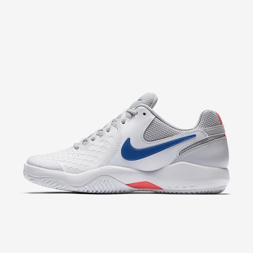 NikeCourt Air Zoom Resistance HC Zapatillas de tenis Mujer