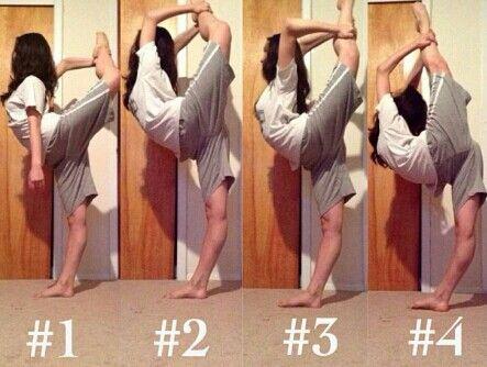 needle stretch  flexibility dance dancer workout dance