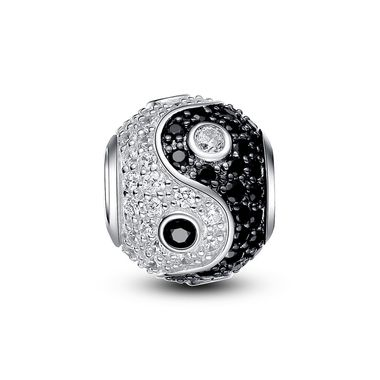 pandora charm yin yang