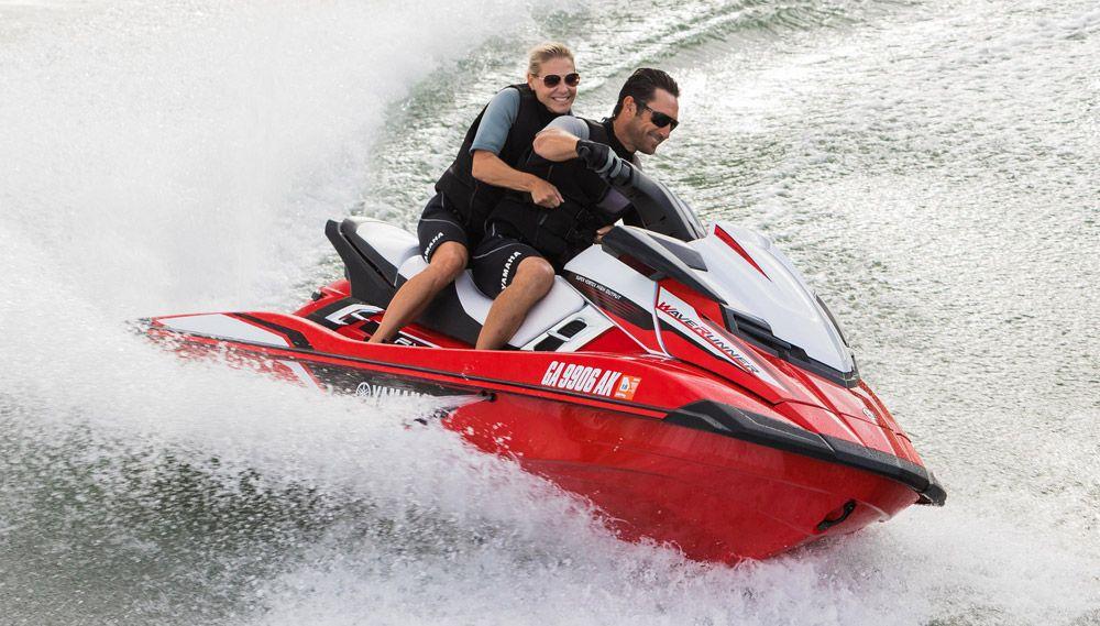 2018 Yamaha Fx Svho Review Personal Watercraft Yamaha Personal Watercraft Jet Ski