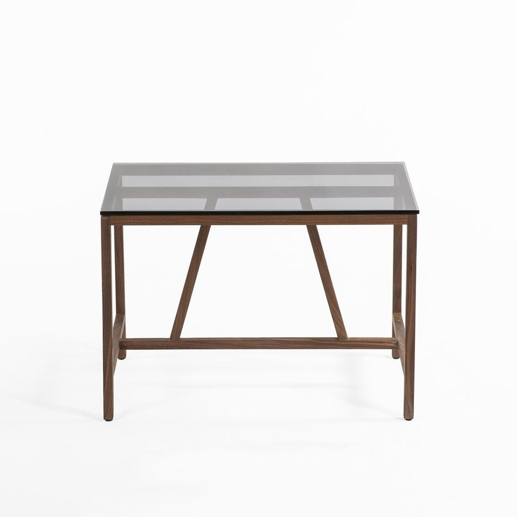 Modern Carlene Coffee Table Glass Accent Tables Side Table Wood Side Table [ 1024 x 1024 Pixel ]
