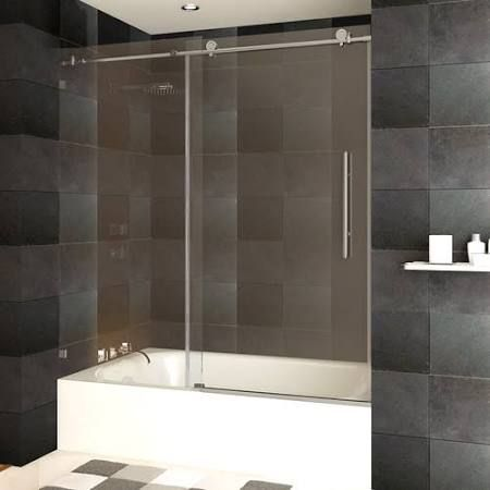 Tub With Glass Doors Sliding Google Search Shower Doors Modern Shower Doors Bathtub Doors