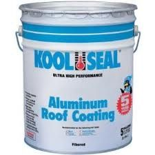 Rv Aluminum Roof Coating 5 Gallon Ultra High Performance Roof Coating Aluminum Roof Dave Ramsey Baby Steps