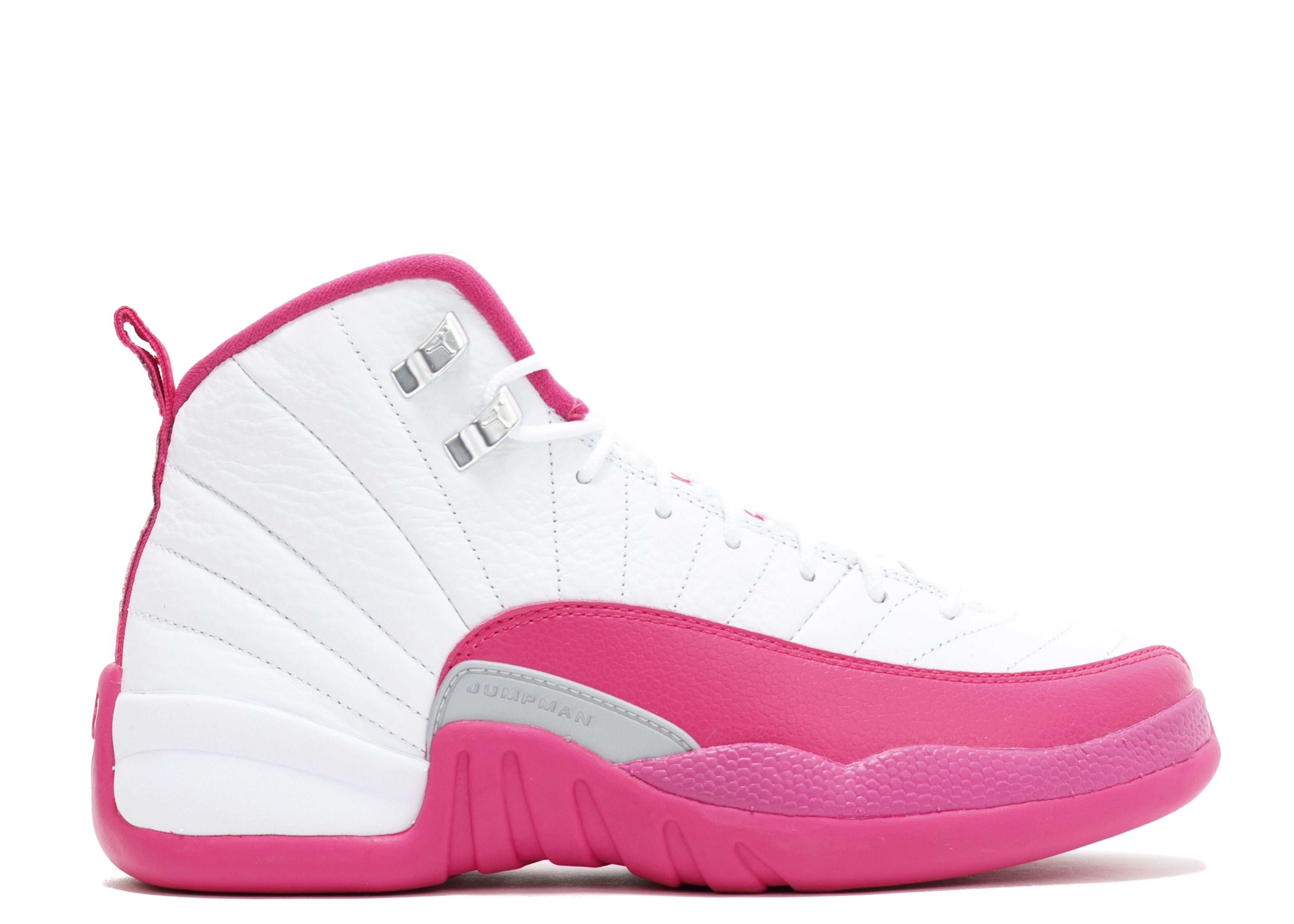 meet 4a886 61b2c Air Jordan 12 Retro GG  Vivid Pink