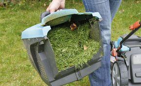 rasenschnitt zu schade f r die biotonne garten arbeit tipps pinterest verwerten kompost. Black Bedroom Furniture Sets. Home Design Ideas