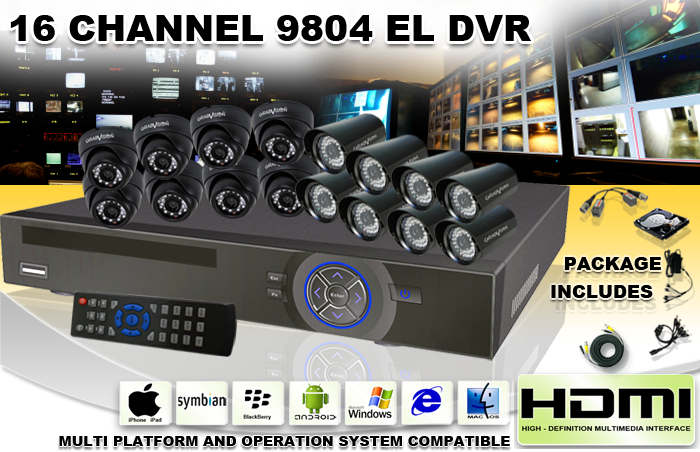 No. 1 distributor for CCTV Surveillance system in the
