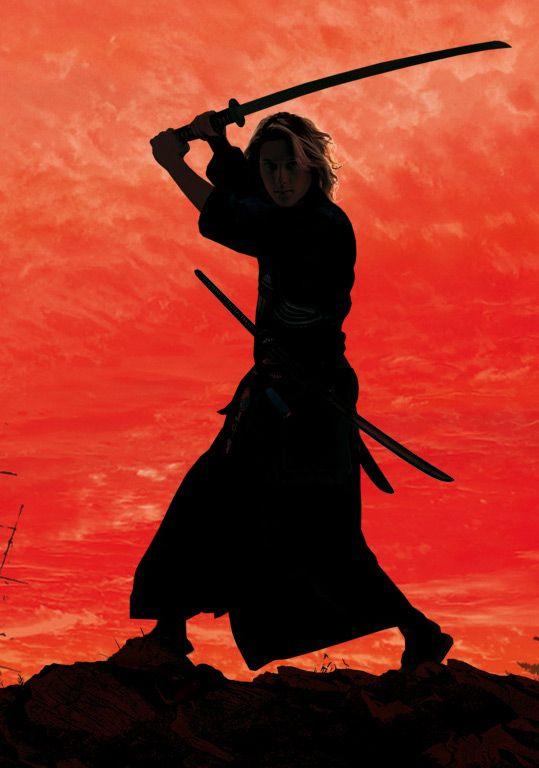 Ninja i t-shirt samouraï warrior way of seppuku BANZAI Japon Japanese