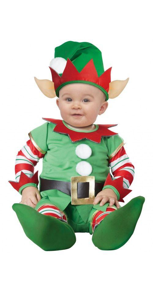 2b173631b0a0a Baby Elf Costume image