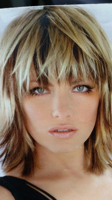brenner shag hairdo - Bing images