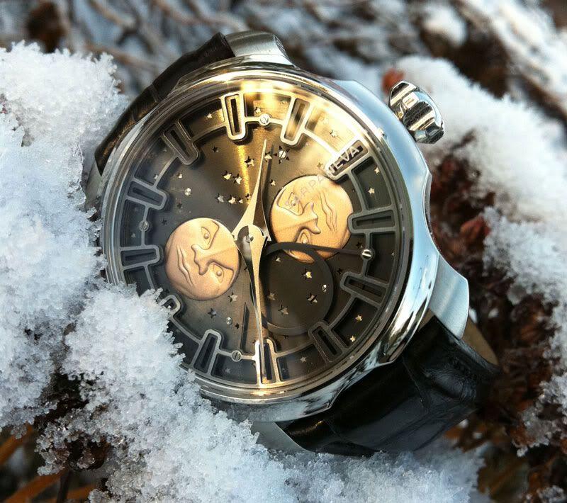Sarpaneva Archives - Monochrome Watches
