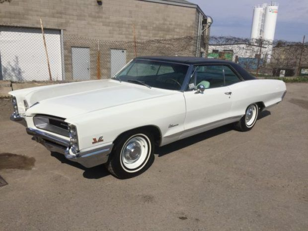 396 4 Speed Canadian Oddity 1966 Pontiac Grand Parisienne