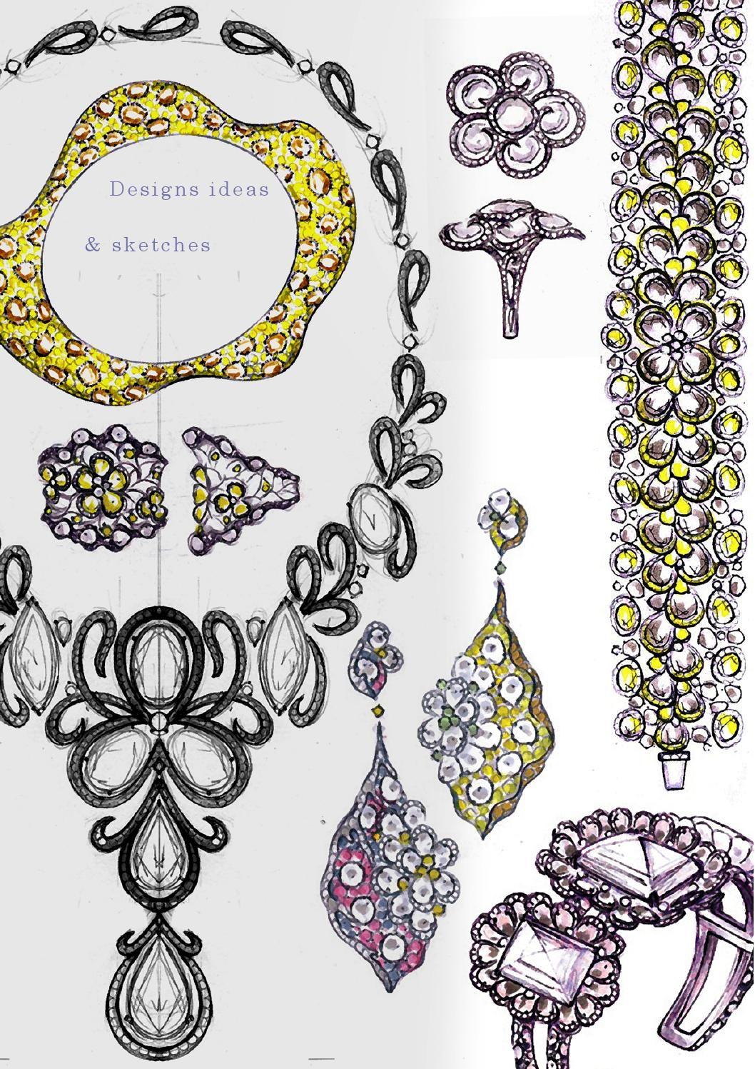 Lu dezen company portfolio jewellery