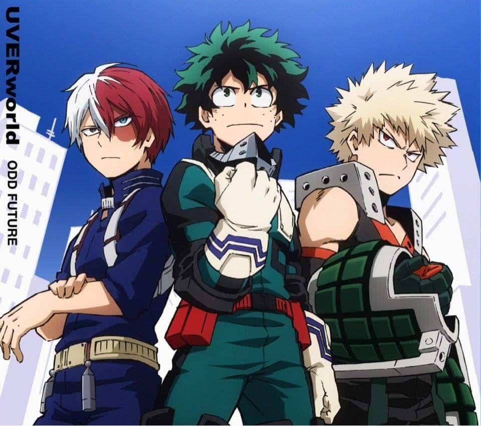Boku No Hero Acsdemia Season 3 Hero Wallpaper My Hero Anime