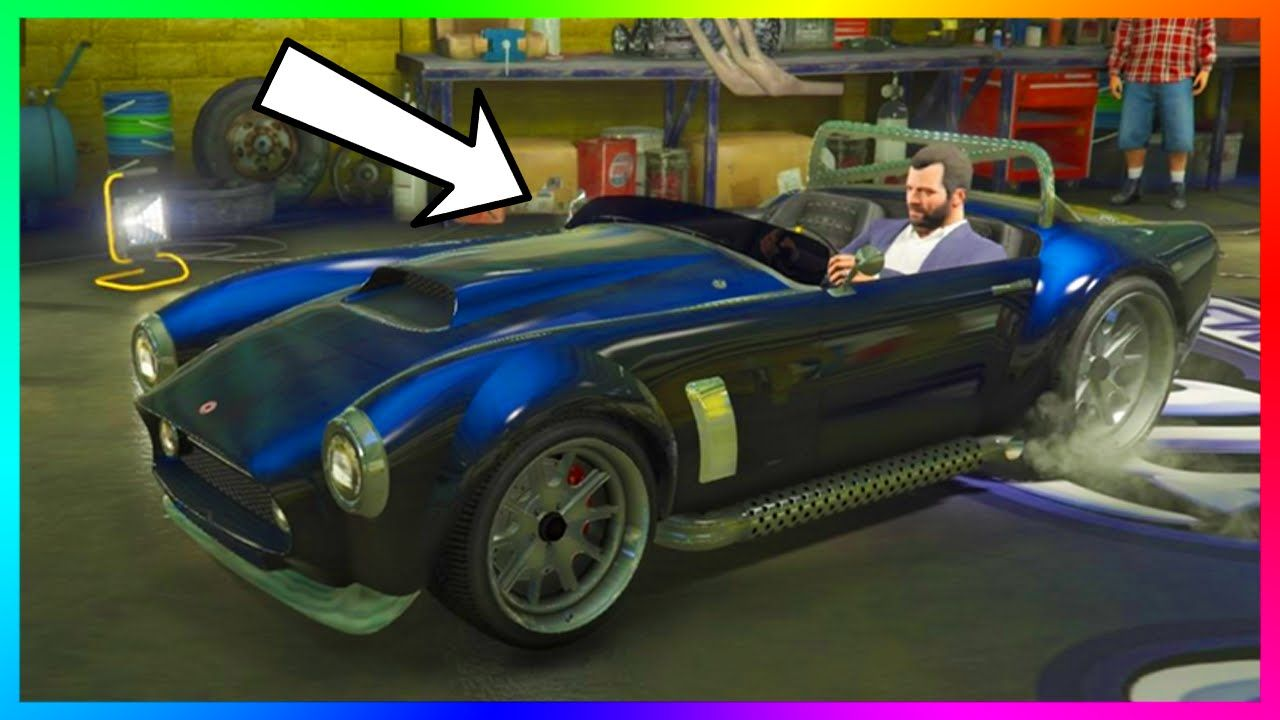 GTA DLC Update Secret Car Versions Mystery Hotel Spawns - Cool cars gta online