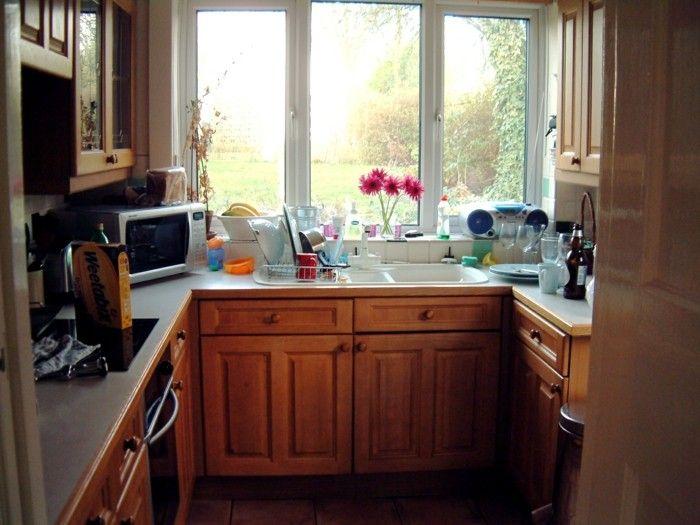 Cocinas pequeñas ideas interesantes de diseño | deco cocina | Küchen ...