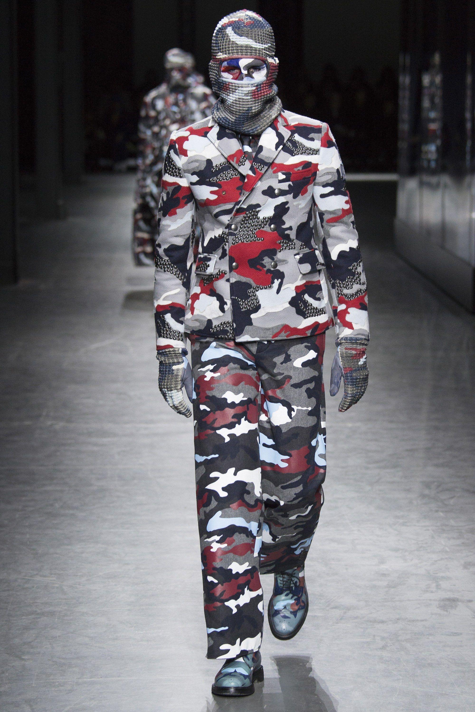 Moncler Gamme Bleu   Milano Moda Uomo   Autunno inverno 2016