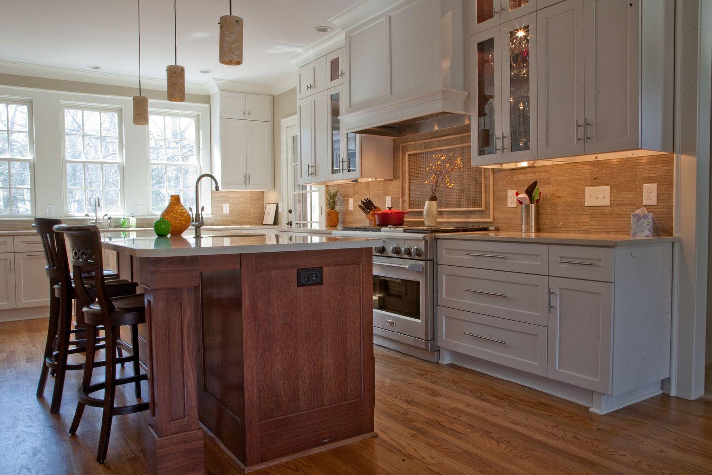 19++ Full overlay shaker cabinets best