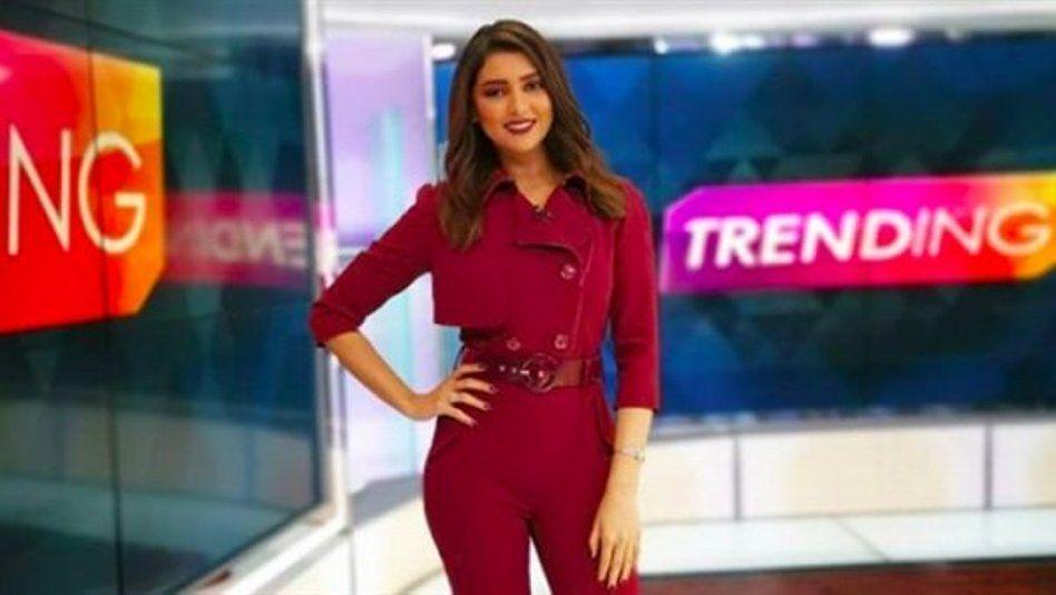 فضيحة مريم سعيد الاعلامية بقناة Mbc طلقها زوجها وتم طردها من القناة Long Sleeve Dress Dresses With Sleeves Style