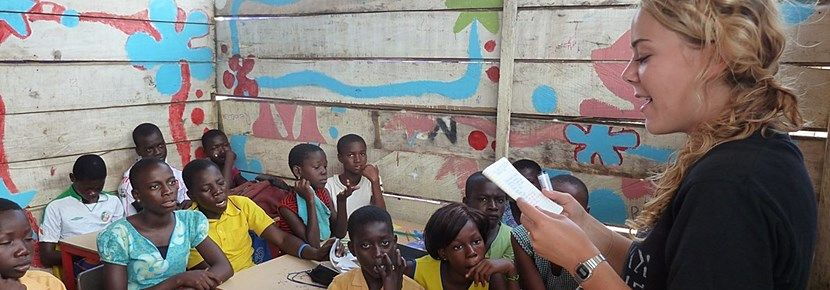 Take part in volunteer teaching abroad with Projects