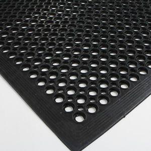 A Anti Fatigue Floor Mat 3660 Commercial Indoor Restaurant Kitchen Heavy  Duty