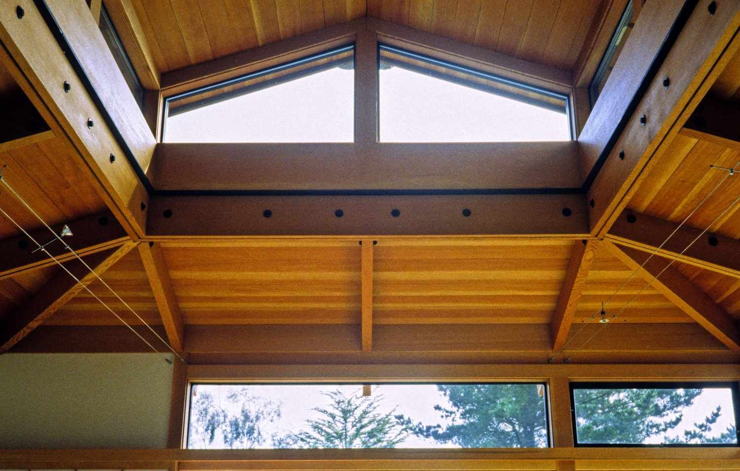 Gable cupola over hipped roof clerestory pinterest for Clerestory house designs