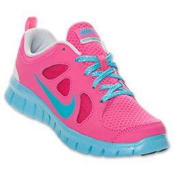 Girls  Preschool Nike Free Run 5 Running Shoes  f0010851757e