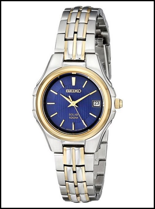 SEIKO SUT040 WOMEN'S DRESS WATCH – REVIEW | Seiko | Pinterest