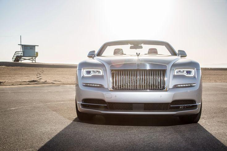 Rolls-Royce Dawn, luxury cars,