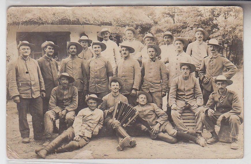 Camerún 1914