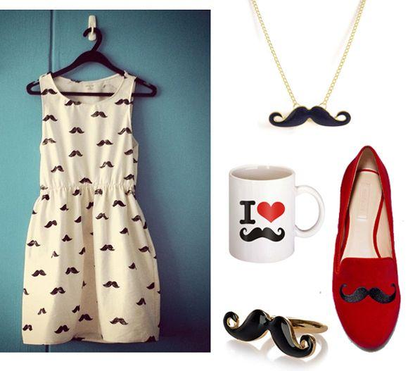 Movember, ¡déjate bigote por una buena causa! #movember #moustache #bigote