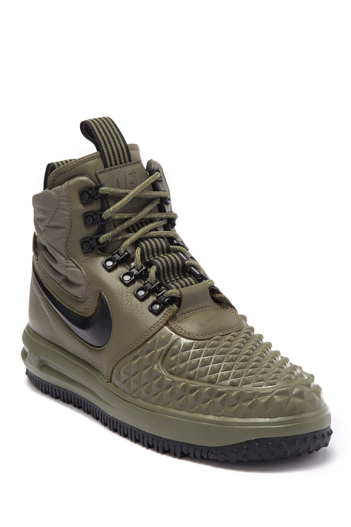 Lf1 Duckboot 17 Sneaker In Medium Olive