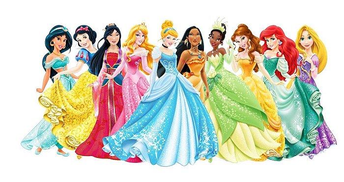 Диснеевские принцессы имена и картинки список ...