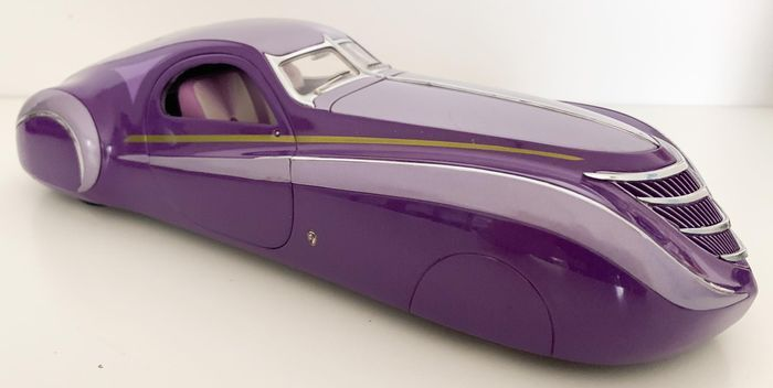 Franklin Mint - Rare Large 1939 Duesenberg Coupe Simone - - Catawiki