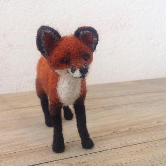 Dieses kleine Baby Red Fox ist ein fertiges Produkt meiner weiche ...