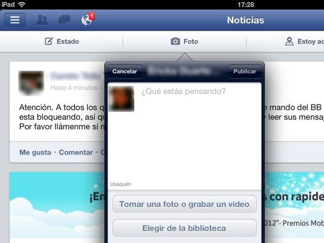 La respuesta de #Facebook a #Vine...