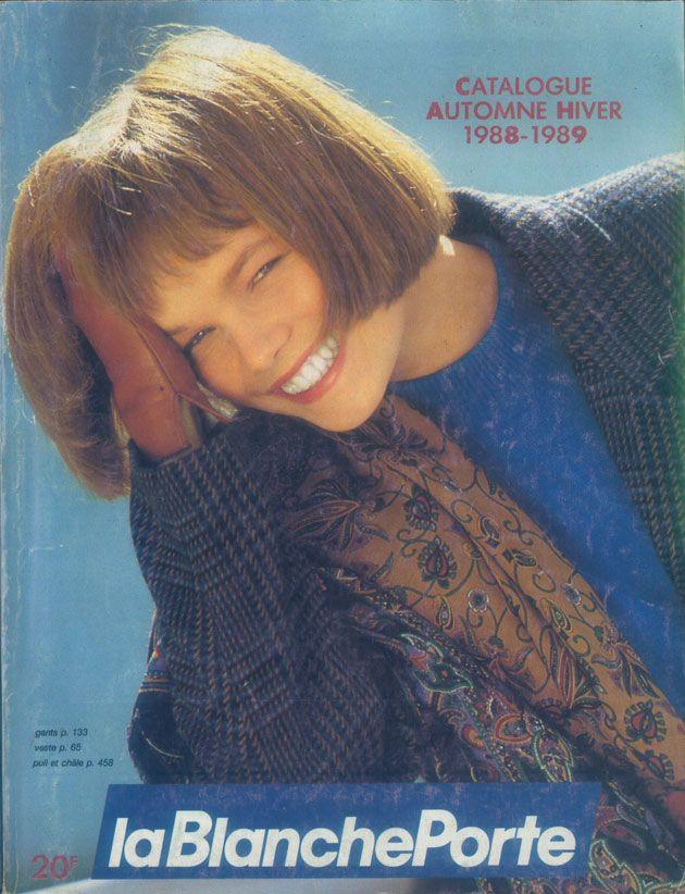 272fd6a6d00d Catalogue Automne Hiver 1988 1989  blancheporte   Vintage ...