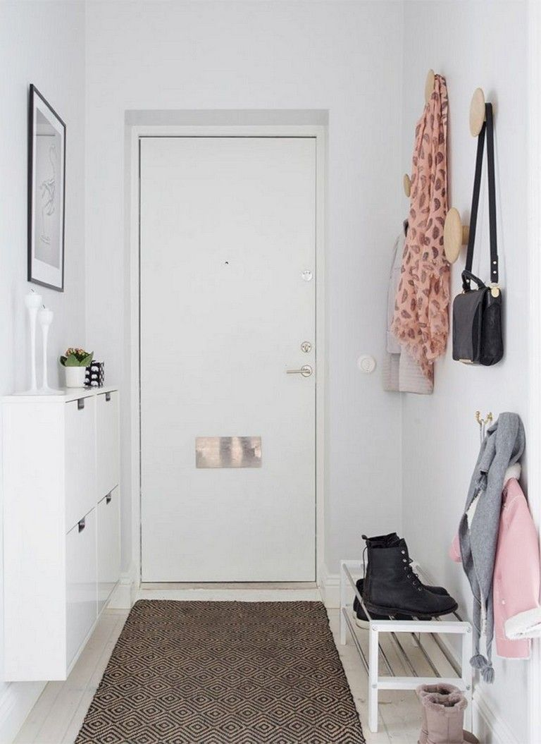 17 Awesome Small Entry Way Apartment Decor Ideas With Images