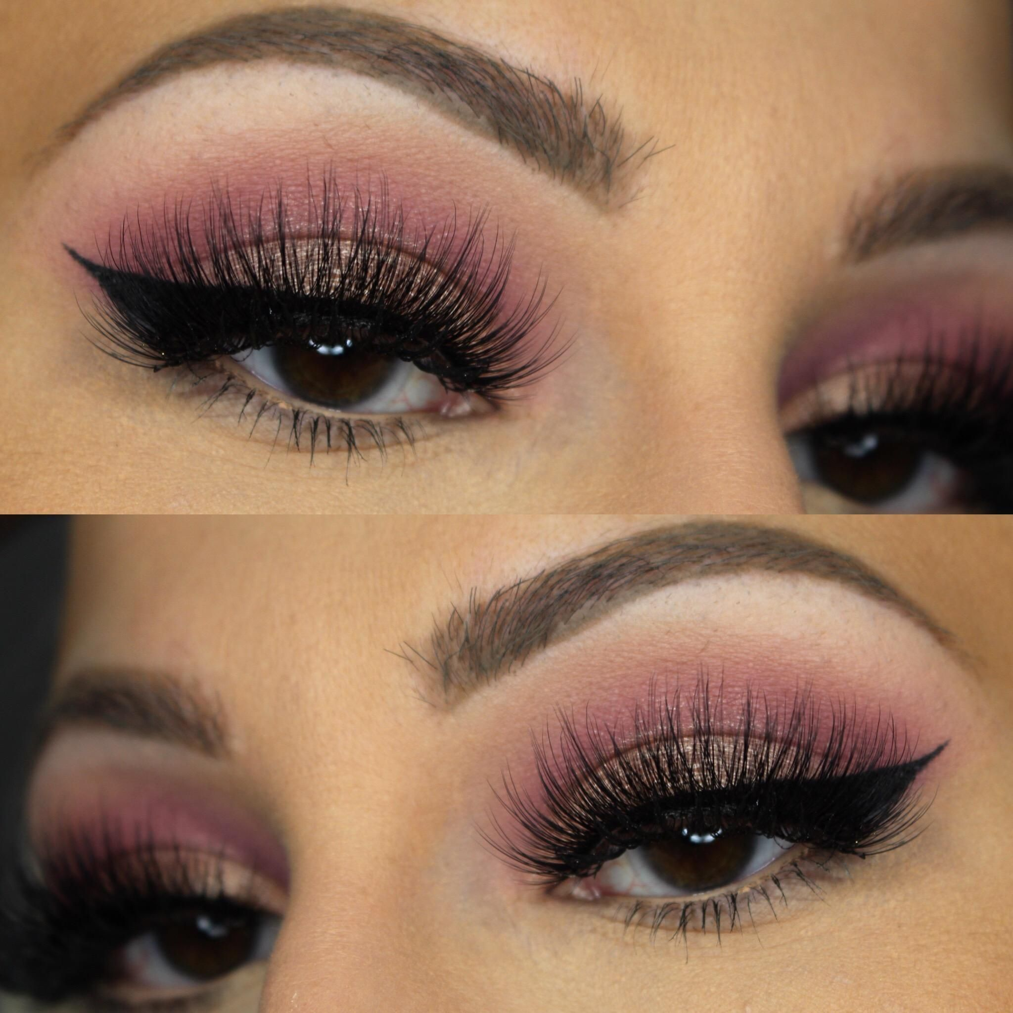 Soft pink Valentines day look// CCW   Valentines day makeup