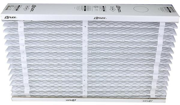Bryant Carrier Ez Flex 16 X 25 X 5 Expxxfil0016 Merv 10 Expandable Filter Merv Air Filter Lights Air Filter