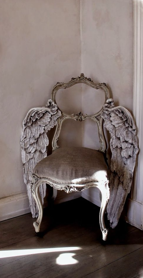 Angel Wings Chair Home Decor That I Love Pinterest