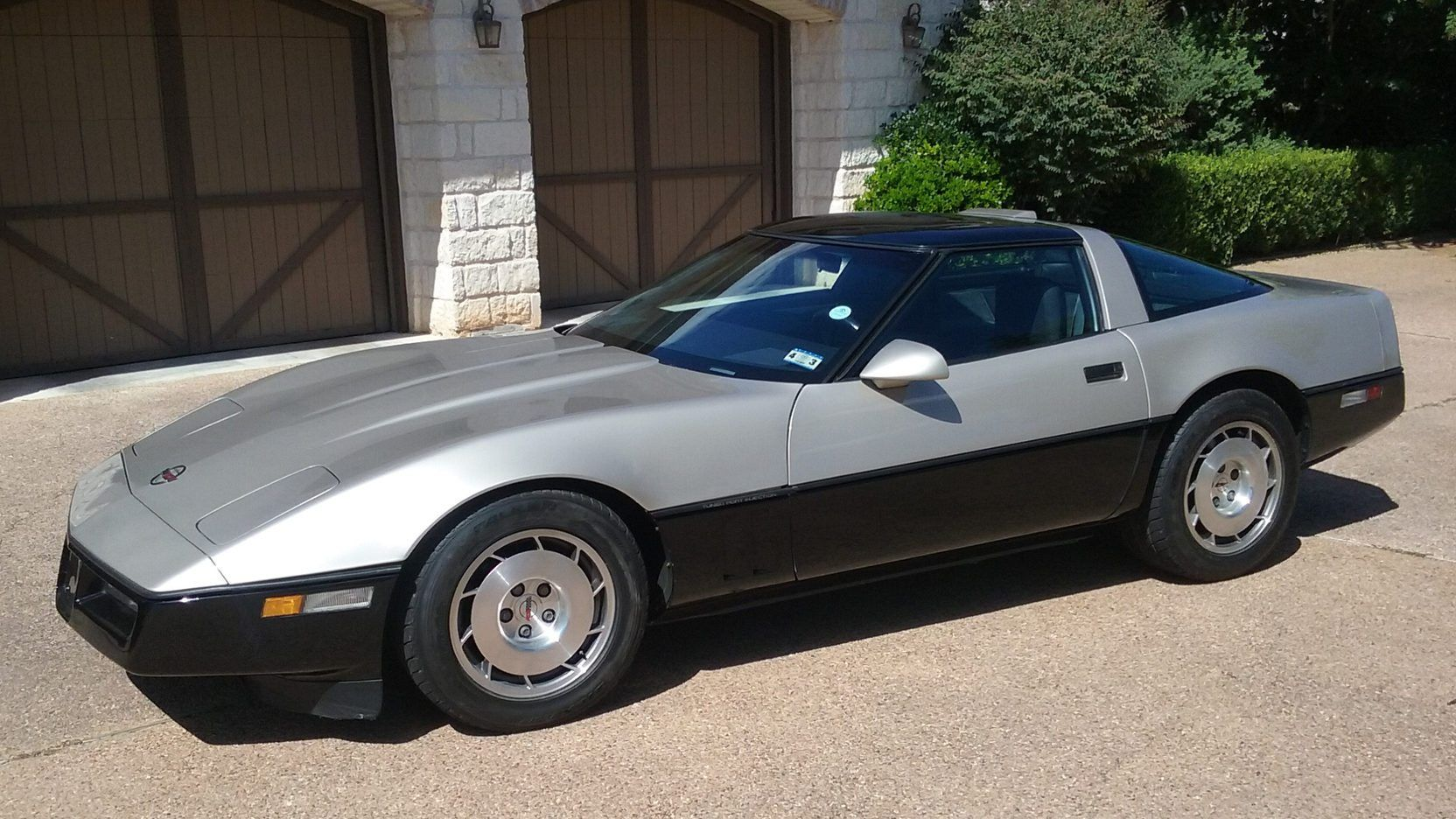 1986 C4 Corvette Image Gallery Pictures Corvette