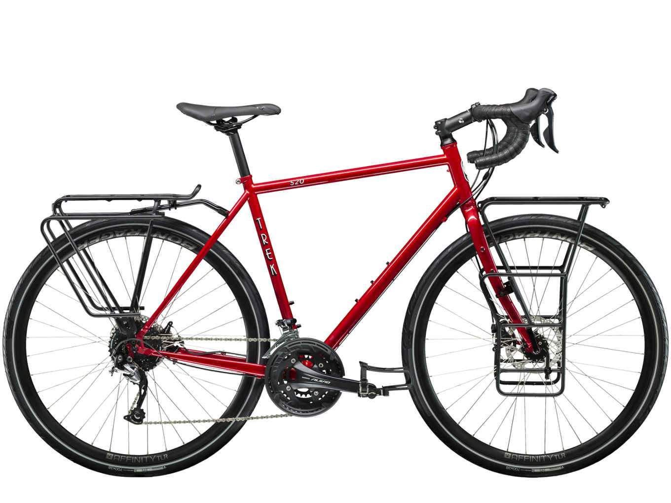 2019 Trek 520 Touring Bike Trek Bikes Bike Rider