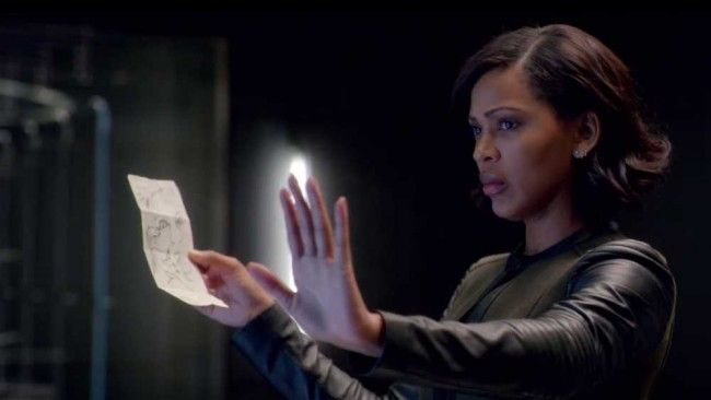 Meagan Good On Minority Report | Watch: 'Minority Report' Featurette Gives Inside Look at New FOX ...