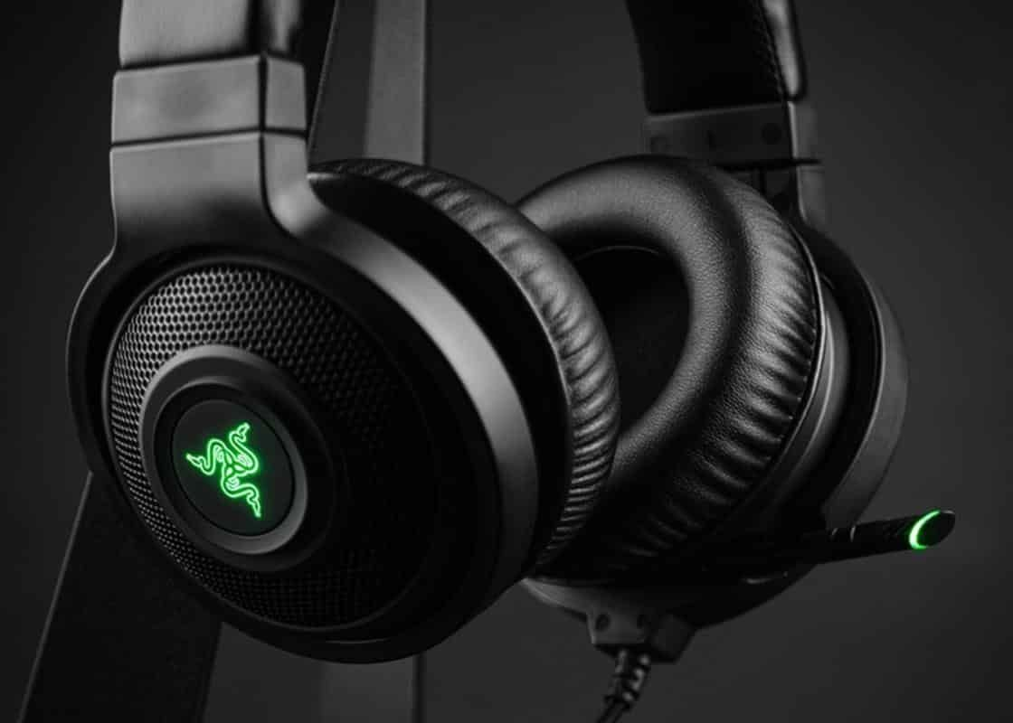 Visit The Link In Our Bio For Your Chance To Win A Razer Kraken 7 1 V2 Surround Sound Gaming Headset Pinterestegiveaway Givea Razer Headset Gaming Headset