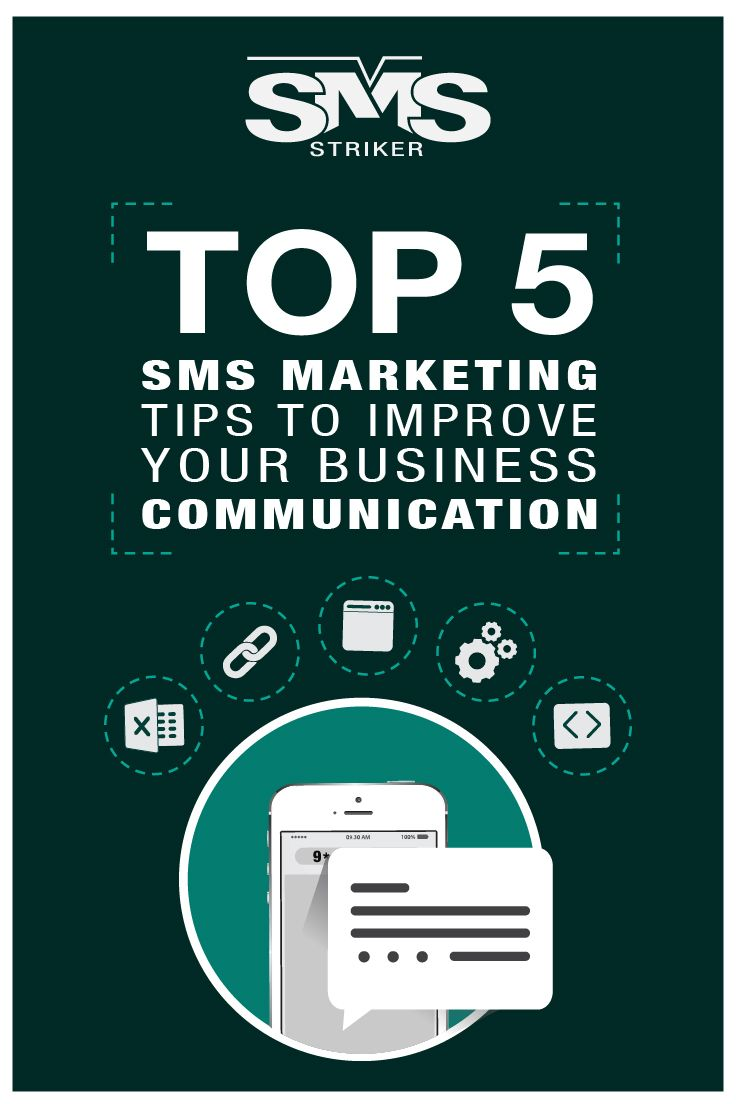 Top 5 SMS Marketing tips to improve your Business