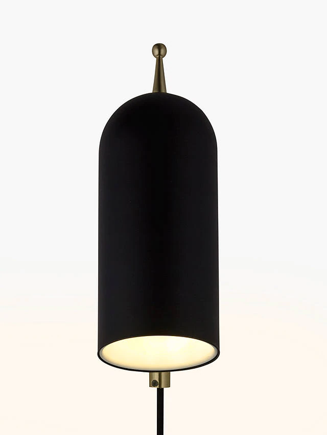 Design Project By John Lewis No 045 Led Plug In Wall Light White Plug In Wall Lights Wall Lights Light