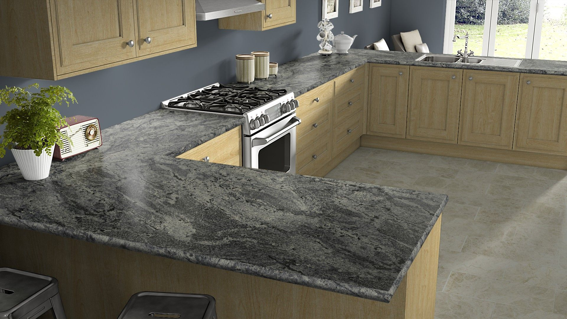 A Great Tool Get Inspired For Your Kitchen Renovation With Brilliant Kitchen Countertop Design Tool Design Inspiration