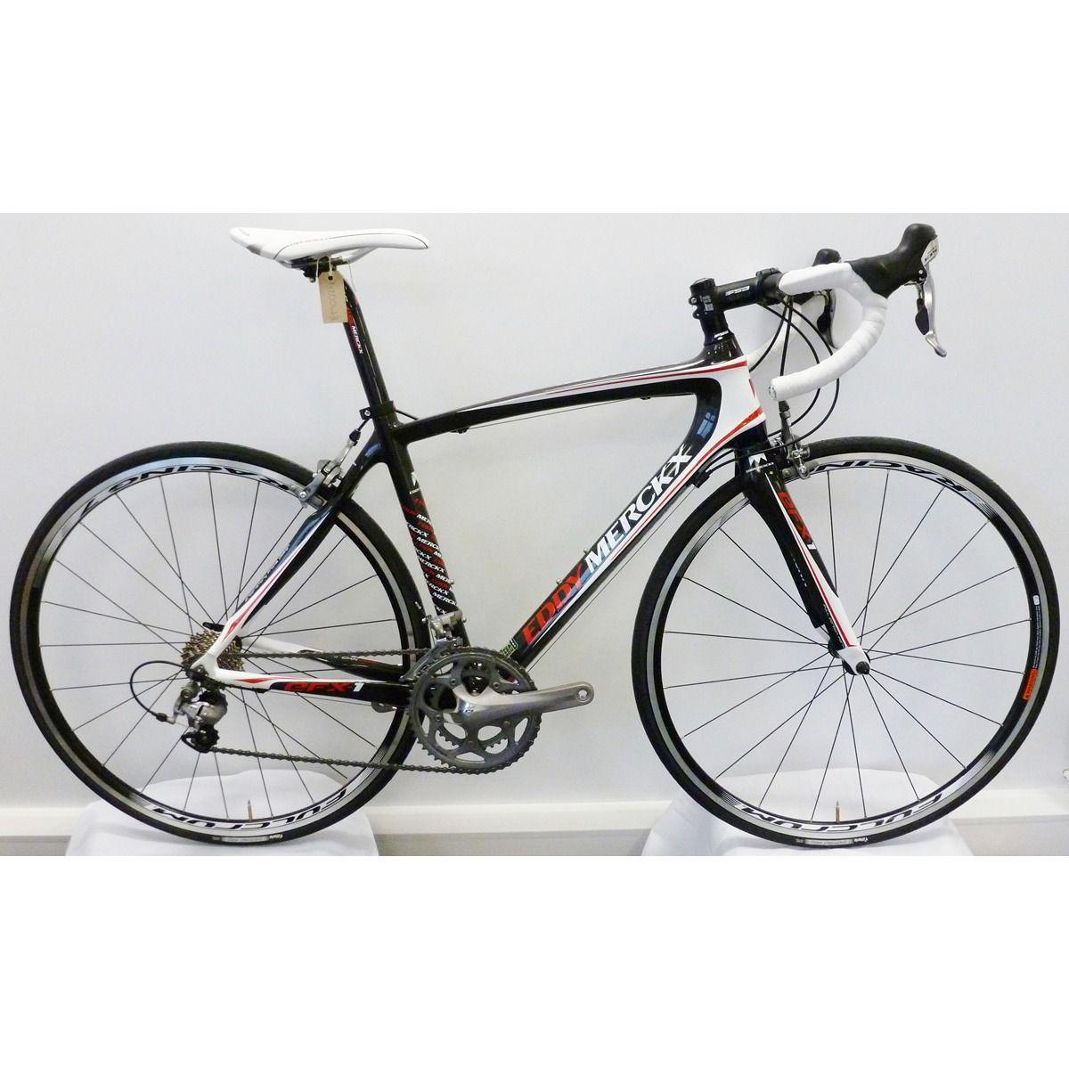 Eddy Merckx EFX-1 Shimano 105 5700 | Eddy Merckx Road Bikes | Merlin Cycles