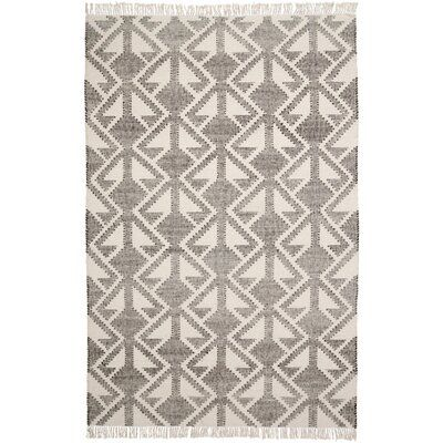 Haught Handwoven Flatweave Wool Cotton Cream Area Rug Rug Size Rectangle 2 X 3 In 2020 Area Rugs Rugs Flat Weave